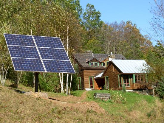 Green Energy Options - Off-Grid Solar
